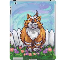 Animal Parade Ginger Cat iPad Case/Skin