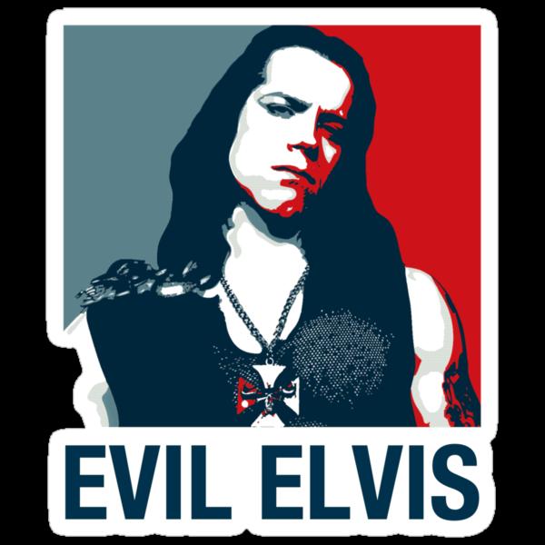 Evil Elvis 2 by Jay Williams
