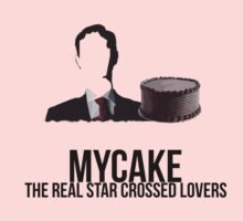 Mycroft and Cake - The Real Star-crossed Lovers by thefinalproblem