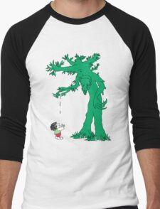The Giving Treebeard Men's Baseball ¾ T-Shirt