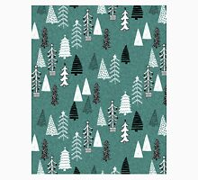 Christmas Forest - Evergreen by Andrea Lauren  Classic T-Shirt