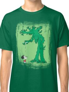 The Giving Treebeard on Lime Classic T-Shirt