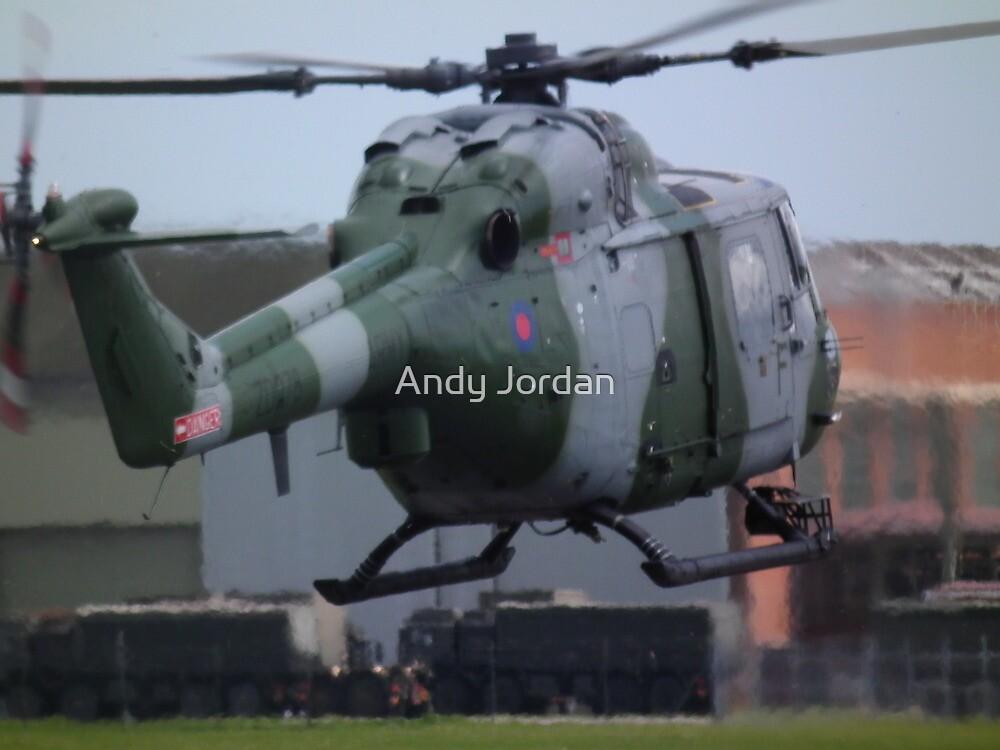 Westland Lynx(ZD278) Army Air Corp by Andy Jordan