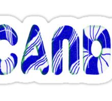 iCANDY Sticker