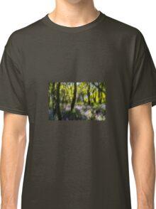 Dizzy Bluebell Wood Classic T-Shirt