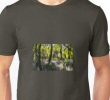 Dizzy Bluebell Wood Unisex T-Shirt