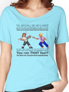 Sword Fight! Women's Relaxed Fit T-Shirt