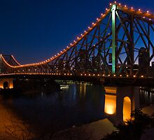 Story Bridge Brisbane by PhotoJoJo