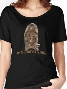 Old Brown Shoe Women's Relaxed Fit T-Shirt