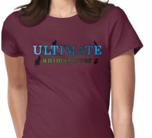 Ultimate Animal Lover Womens Fitted T-Shirt