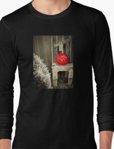 Red Bubble Long Sleeve T-Shirt