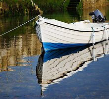 Mousehole Boats ~ Archie by Susie Peek