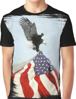 the flight (vintage americana) Graphic T-Shirt