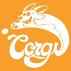 Corgi! by Kari Fry