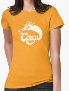 Corgi! Womens Fitted T-Shirt