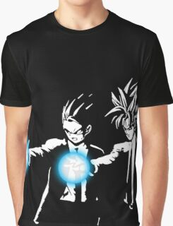 DBZ Fiction Graphic T-Shirt