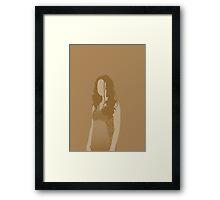 river tam, firefly Framed Print