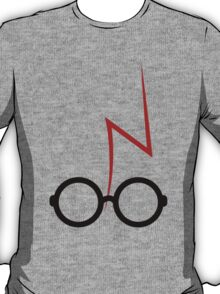 Harry Potter - Glasses and scar T-Shirt