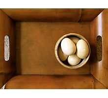eggs Photographic Print