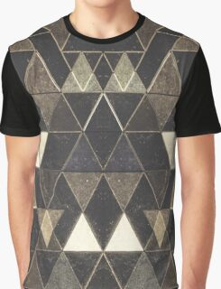 Triangles XXVII Graphic T-Shirt