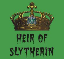 heir of slytherin by cabilo
