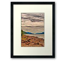 Loch Ness View Framed Print