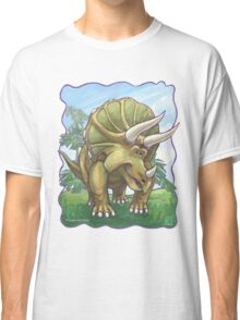 Animal Parade Triceratops Classic T-Shirt