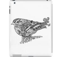 Cute bird iPad Case/Skin