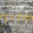 Wet Paint by Paul Hickson