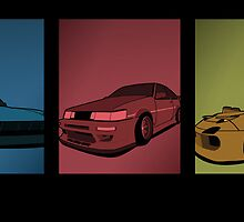 Legends - Motorsports by jaylifeee