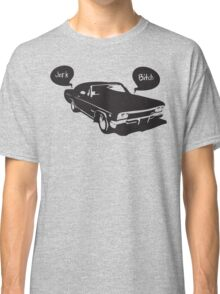 Home is the Impala Classic T-Shirt