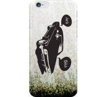 Home is the Impala iPhone Case/Skin