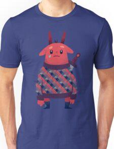 Sword Bunny Unisex T-Shirt