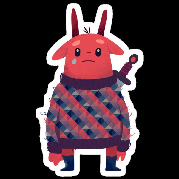 Sword Bunny by otzee