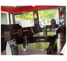 Silver Diner in Falls Church, VA. - 2 Poster