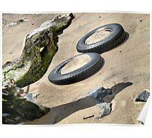 Hudson River Discards 2012 Poster