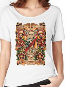 Informative Signs - Set 01 - Smoking Women's Relaxed Fit T-Shirt