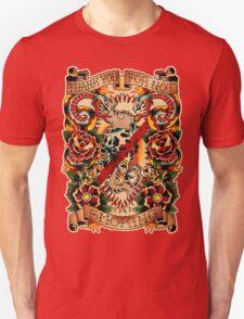 Informative Signs - Set 01 - Smoking Unisex T-Shirt