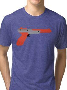8 bit zapper Tri-blend T-Shirt