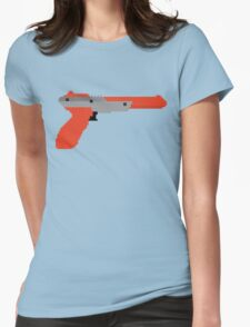 8 bit zapper Womens Fitted T-Shirt
