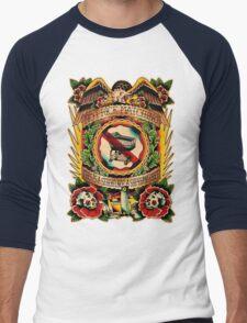 Informative Signs - Set 01 - No price matching Men's Baseball ¾ T-Shirt