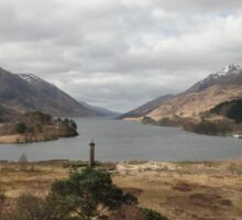 Glenfinnan Sticker