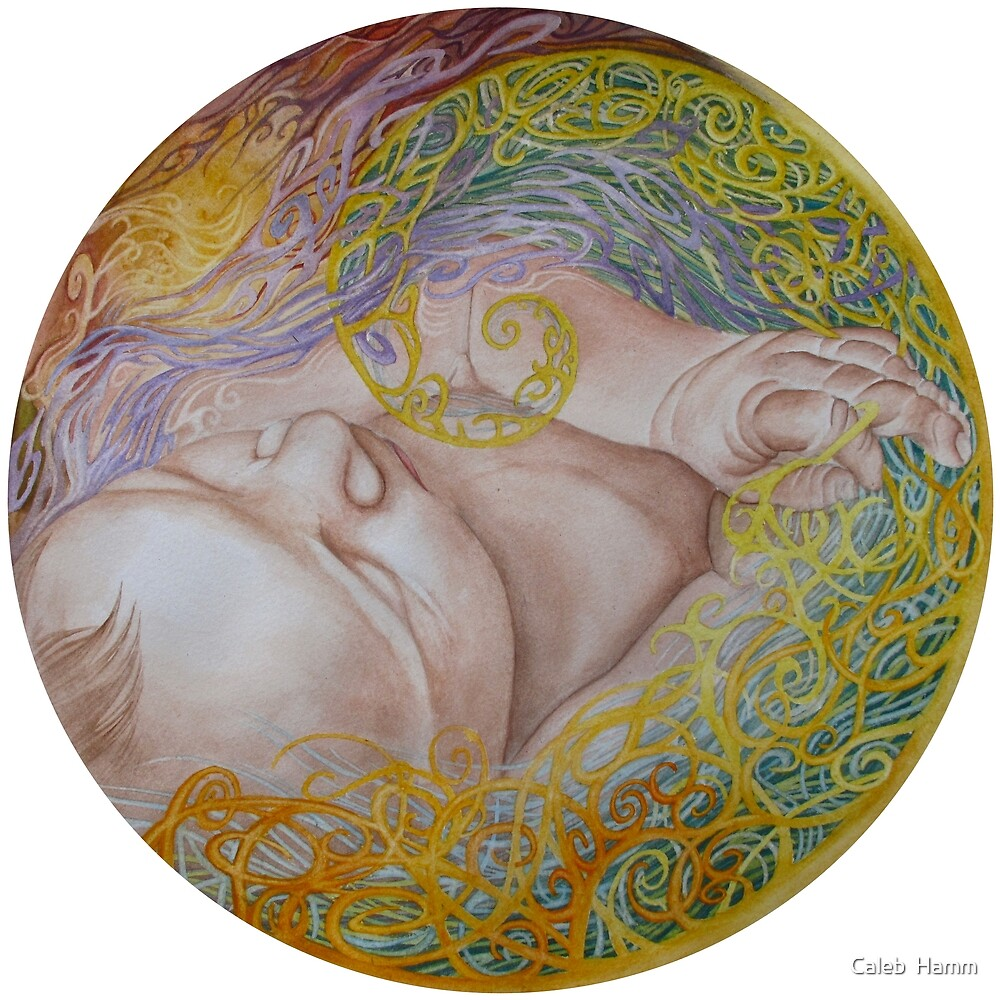 Samuel's Koru by Caleb  Hamm