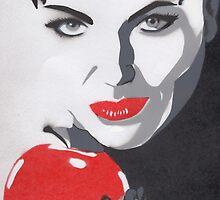 Evil Queen  by SoderblomArt
