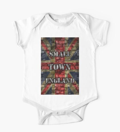 Small Town England One Piece - Short Sleeve