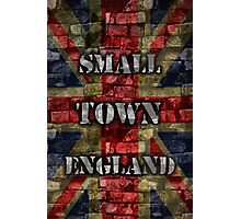 Small Town England Photographic Print
