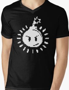Sex Bob-Omb 8bit ver 2 Mens V-Neck T-Shirt