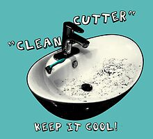 clean cutter, keep it cool! by filippobassano