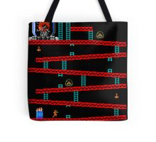Metroid Kong Tote Bag