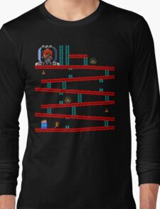 Metroid Kong Long Sleeve T-Shirt